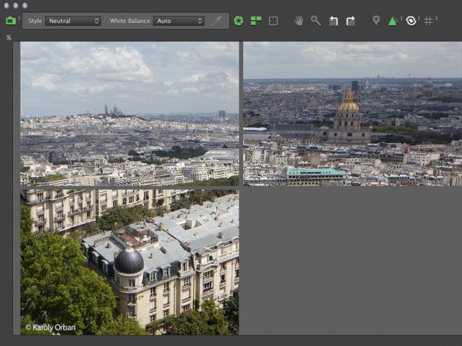 Kuuvik Capture, απομακρυσμένος έλεγχος για Canon DSLRs
