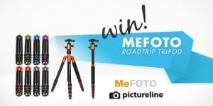 MeFoto RoadTrip Travel Tripod Giveaway