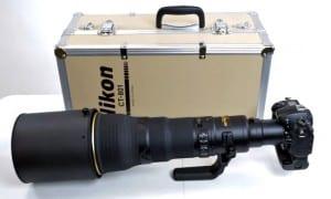 Nikon 800mm f5.6 E-FL ED VR