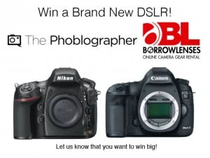Phoblographer and Borrow Lenses giveaway