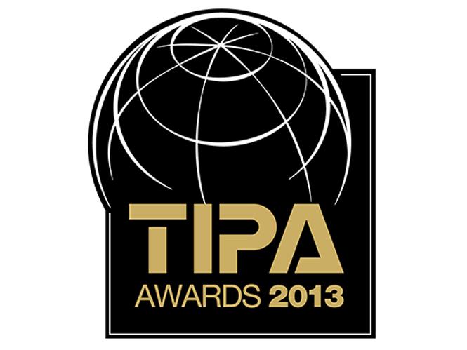 Τα βραβεία TIPA 2013