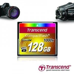 Transcend CF 1000x