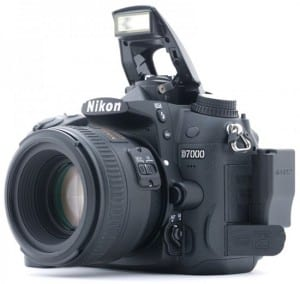 di-GPS Eco Pro Nikon D7000