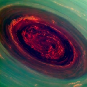 Hurricane saturn