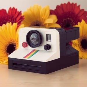 Polaroid Lego