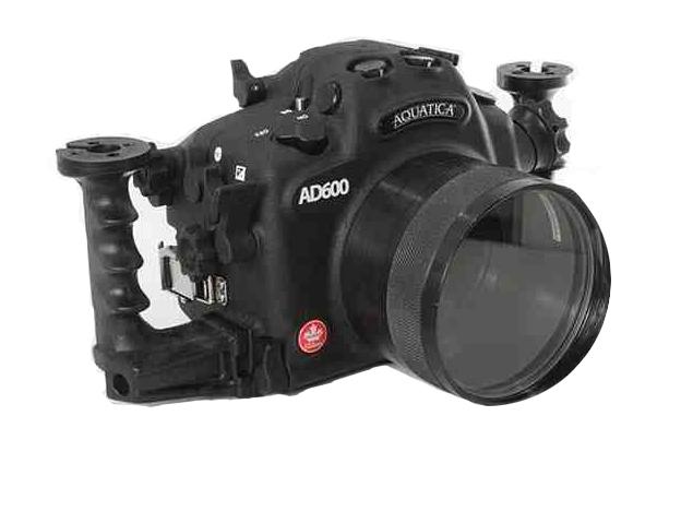 Υποβρύχιο housing για τη Nikon D600 από την Aquatica