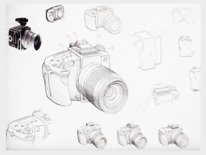 Hasselblad-camera