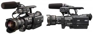 JVC 4K camcorder Nikon F-mount
