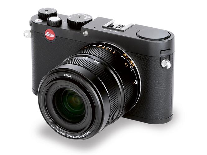 Η Leica ανακοίνωσε τη νέα Leica X Vario, μία compact μηχανή με APS-C αισθητήρα