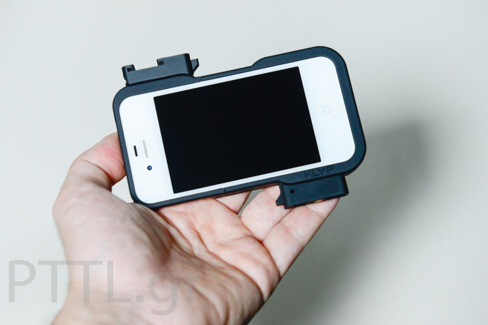 Manfrotto KLYP, μία θήκη iPhone για να κάνετε πιο ωραίες φωτογραφίες (Hands-on)