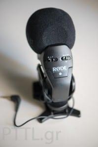 Rode Stereo VideoMic Pro-117