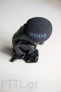 Rode Stereo VideoMic Pro-118