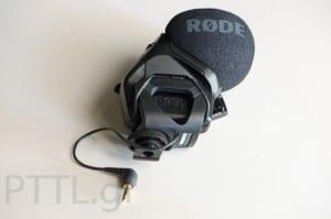Rode Stereo VideoMic Pro-120