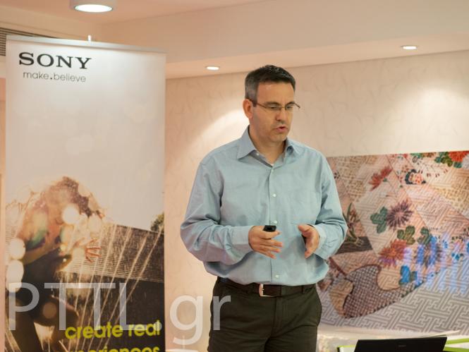 Το PTTL στην εκδήλωση της Sony για τις νέες Sony RX1R και Sony RX100 II (Hands-on)