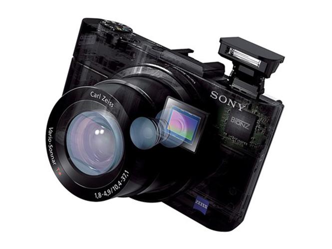 Αυτή είναι η Sony RX100 II
