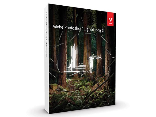 Αναβαθμίστηκε το Adobe Lightroom στην έκδοση 5.5