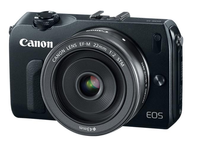 Η αναμονή ΤΕΛΟΣ. Η mirrorless της Canon, Canon EOS M είναι εδώ