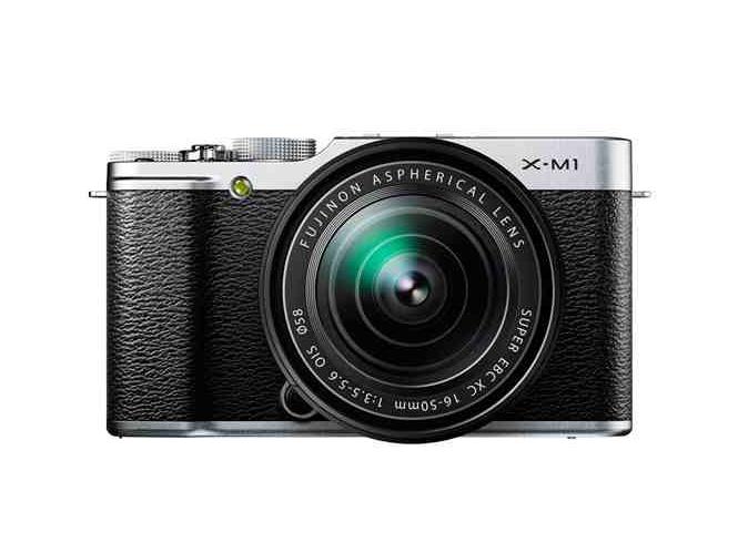 Αυτή είναι η νέα Fujifilm X-M1