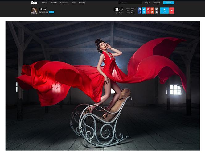 Η ιστοσελίδα 500px με νέα εμφάνιση κάνει τις φωτογραφίες σας να ξεχωρίζουν
