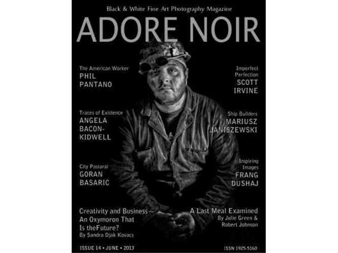 Νέο τεύχος του περιοδικού Adore Noir
