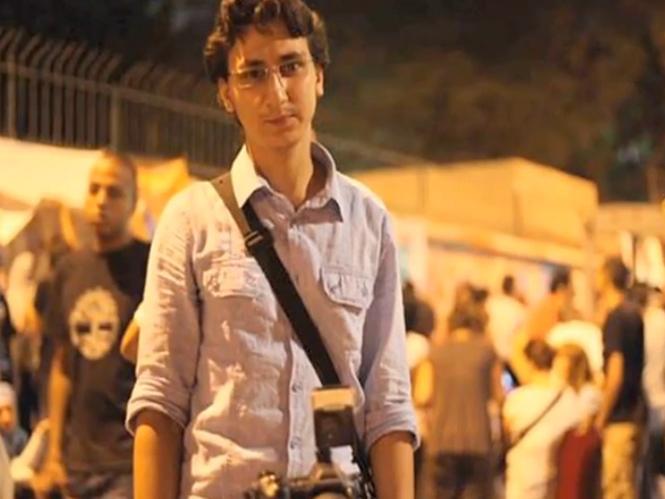Φωτορεπόρτερ στην Αίγυπτο αποθανατίζει τον δολοφόνο του;