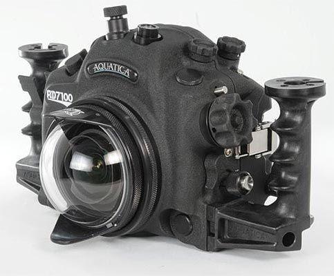 Aquatica AD7100, υποβρύχιο housing για τη Nikon D7100