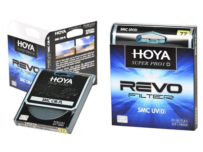 Νέα σειρά φίλτρων Hoya REVO