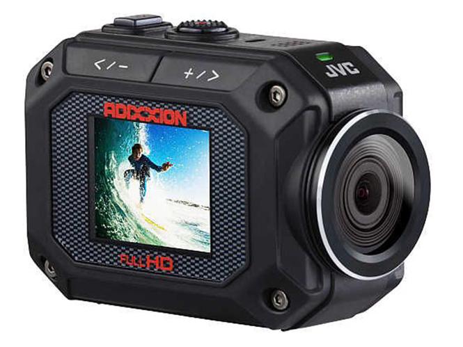 Νέα κάμερα δράσης JVC GC-XA2 Adixxion
