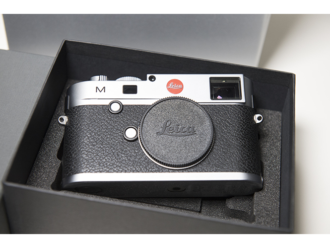 Αναβάθμιση Firmware για την Leica M