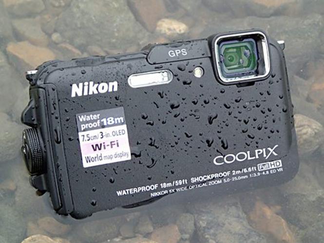 Νέες υποβρύχιες μηχανές από την Nikon.  Coolpix AW110 και S31