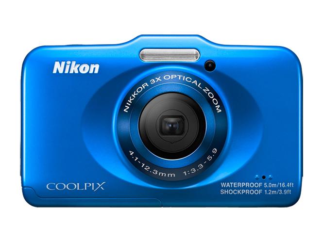 Nikon s31 blue