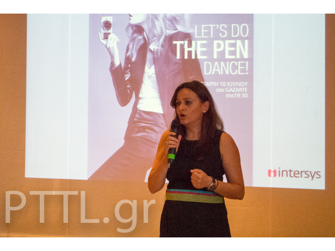 "Το pttl.gr στο ""Lets do the PEN dance"" της Intersys"