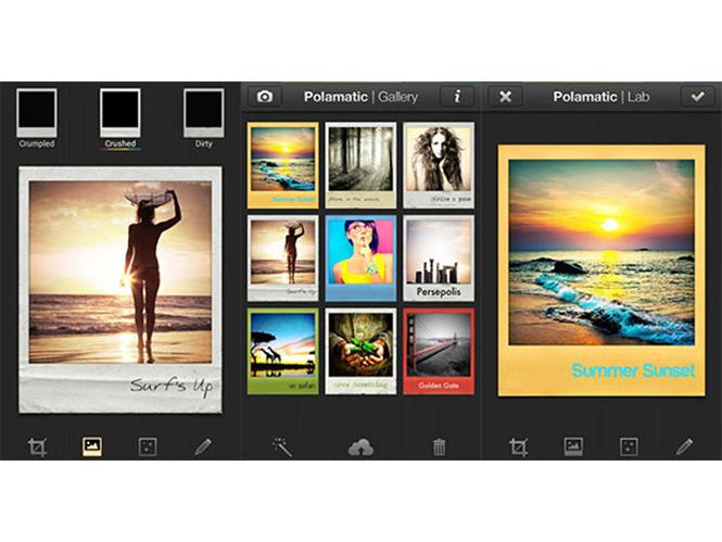 Polamatic, η εφαρμογή της Polaroid τώρα και για Android