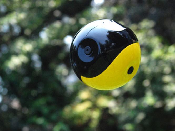 Squito, η κάμερα-μπάλα που δημιουργεί φωτογραφίες 360 μοιρών