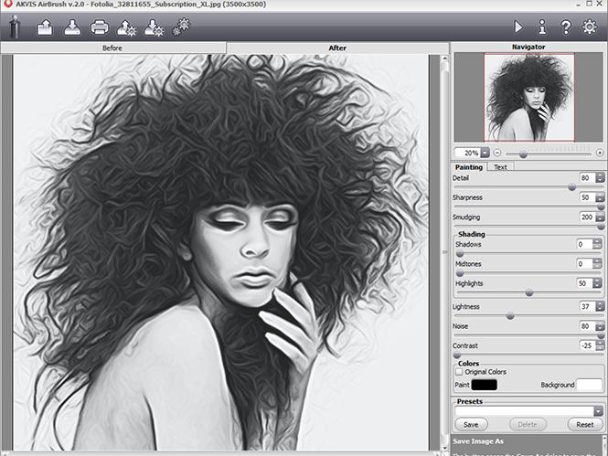 Μετατρέψτε τις φωτογραφίες σας σε υπέροχους πίνακες με το Akvis AirBrush 2.0