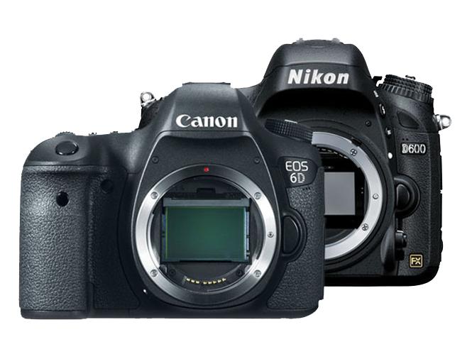 Μεγάλη κλήρωση από τη Petapixel για μία Canon 6D ή μία Nikon D600