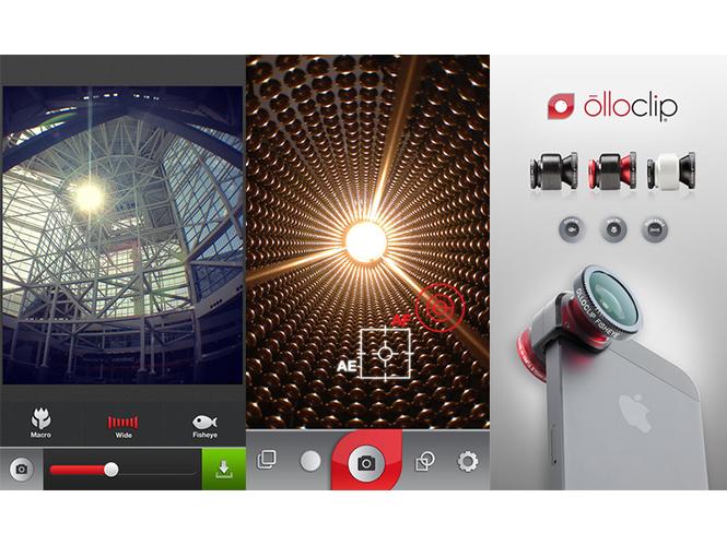 Αναβάθμιση για τη φωτογραφική εφαρμογή της Olloclip