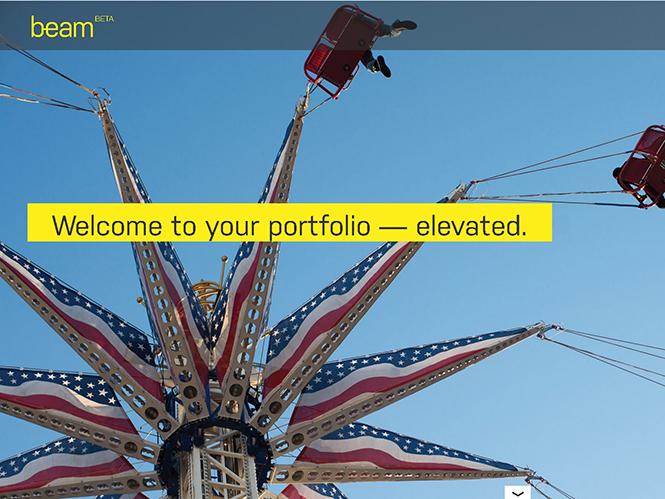 Η PhotoShelter παρουσιάζει τη νέα πλατφόρμα για να φτιάξετε το portfolio σας, Beam