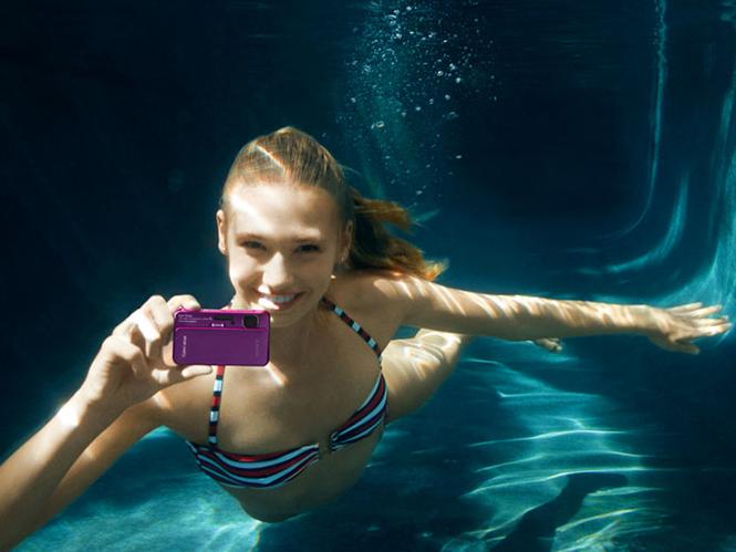 Υποβρύχιες φωτογραφικές μηχανές μέχρι 250 ευρώ για ένα αξέχαστο καλοκαίρι