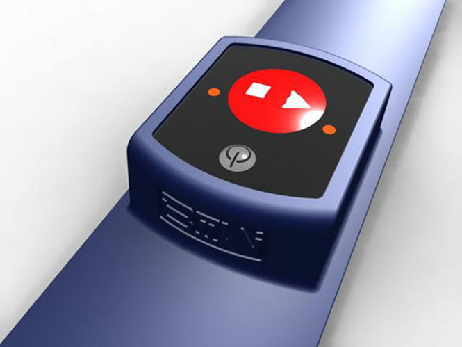 Biiwatch, ένα ρολόι το οποίο ελέγχει την κάμερα του iphone σας
