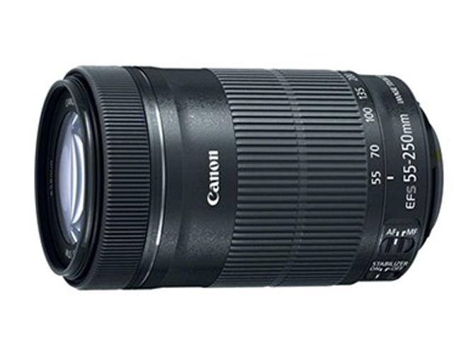 Η Canon ανακοινώνει τον οικονομικό τηλεφακό Canon EF-S 55-250mm F4-5.6 IS STM