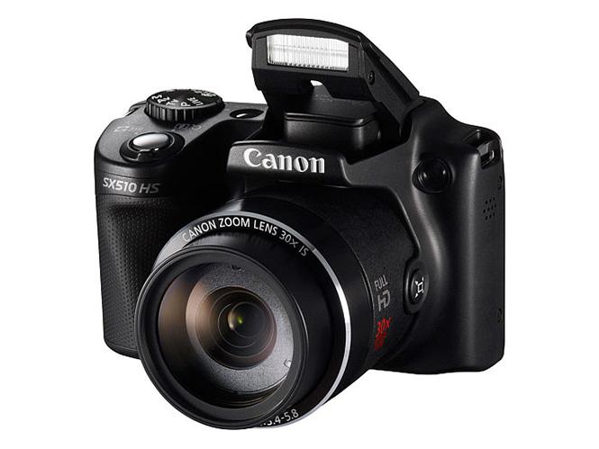 Νέα Canon PowerShot SX510 HS με οπτικό zoom 30x
