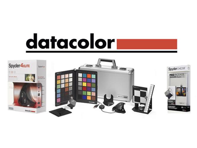 Κερδίστε εργαλεία διαχείρισης χρώματος της Datacolor από την ephotozine