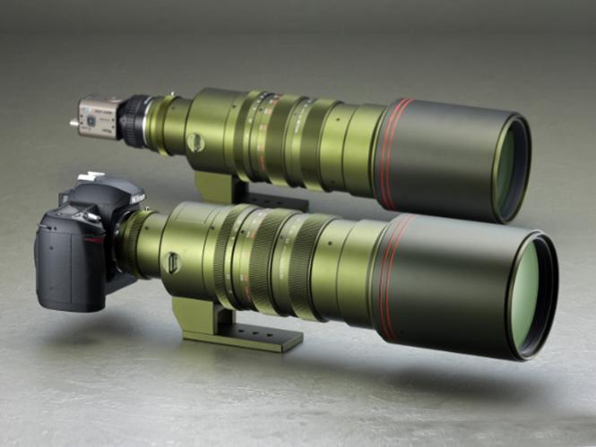 Η Elicar ετοιμάζει την τελική έκδοση του Elicar V-HQ 300-600mm f/4.1-5.7