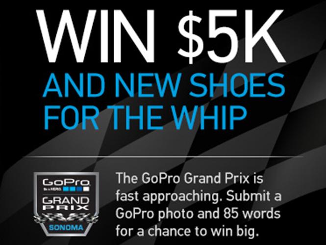 Μεγάλος διαγωνισμός από τη GoPro με έπαθλο αξίας 9.000$