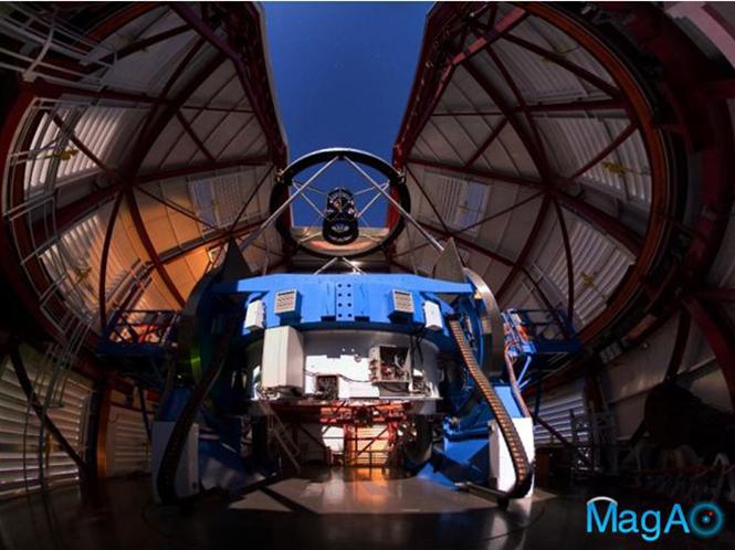 Νέα κάμερα σε τηλεσκόπιο φωτογραφίζει τον ουρανό με οξύτητα που δεν έχουμε ξαναδει στο παρελθόν