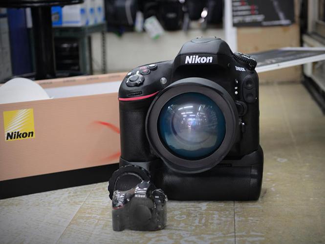 Nikon D800X