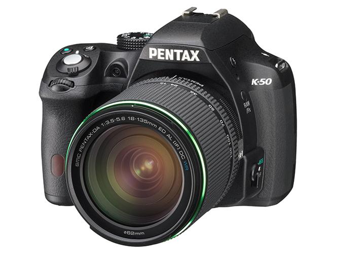 Pentax K-50, η νέα DSLR της Pentax στη μεσαία ερασιτεχνική κατηγορία