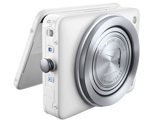 Η Canon παρουσιάζει τη Canon Powershot N, μία Facebook ready μηχανή