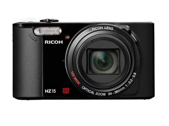 Ricoh HZ15, compact με 15x οπτικό zoom από τη Ricoh
